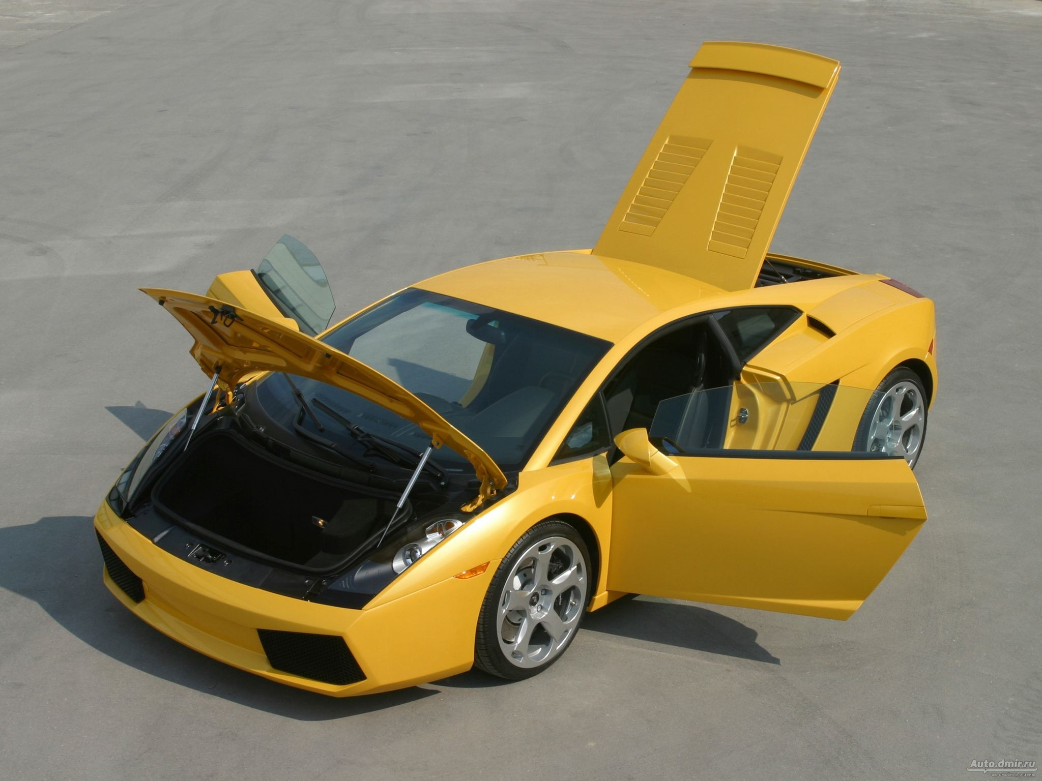 2003 Lamborghini Gallardo HD