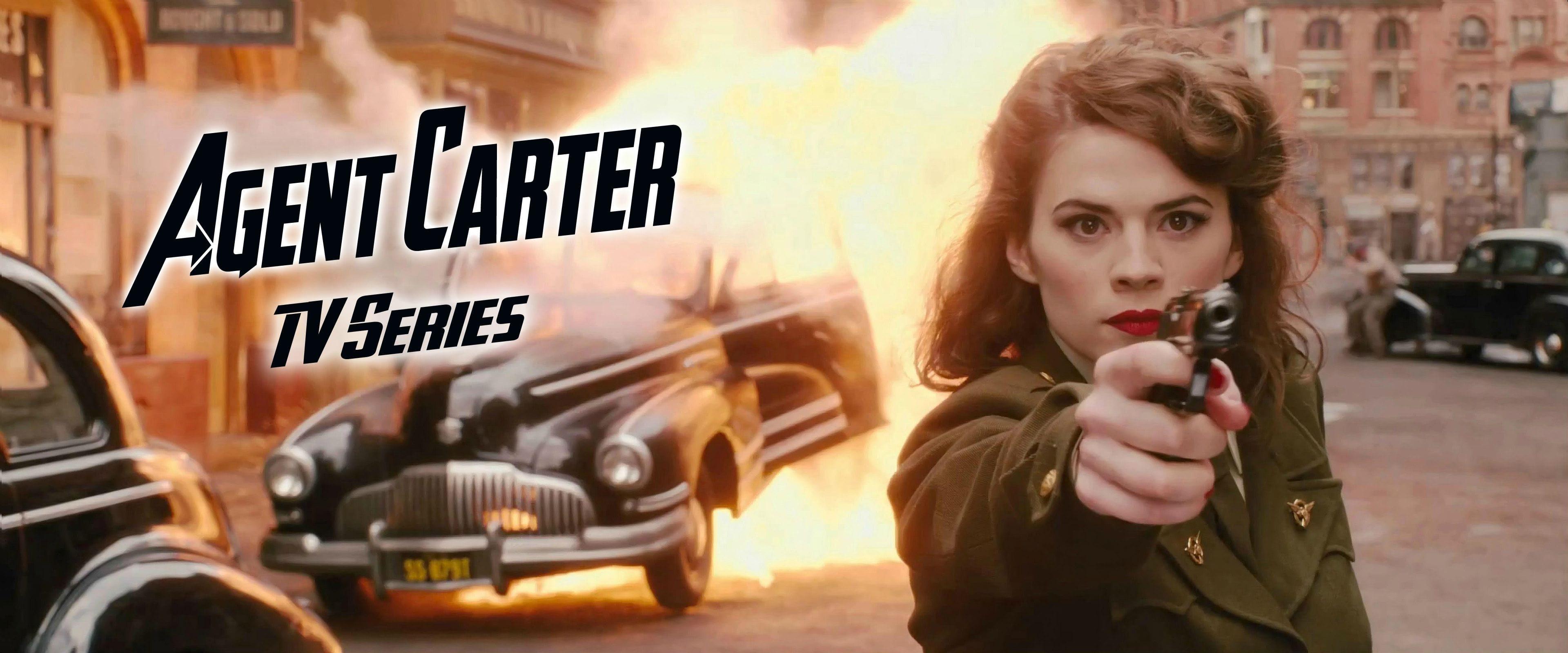 Agent Carter HD