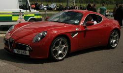 Alfa Romeo 8c HD
