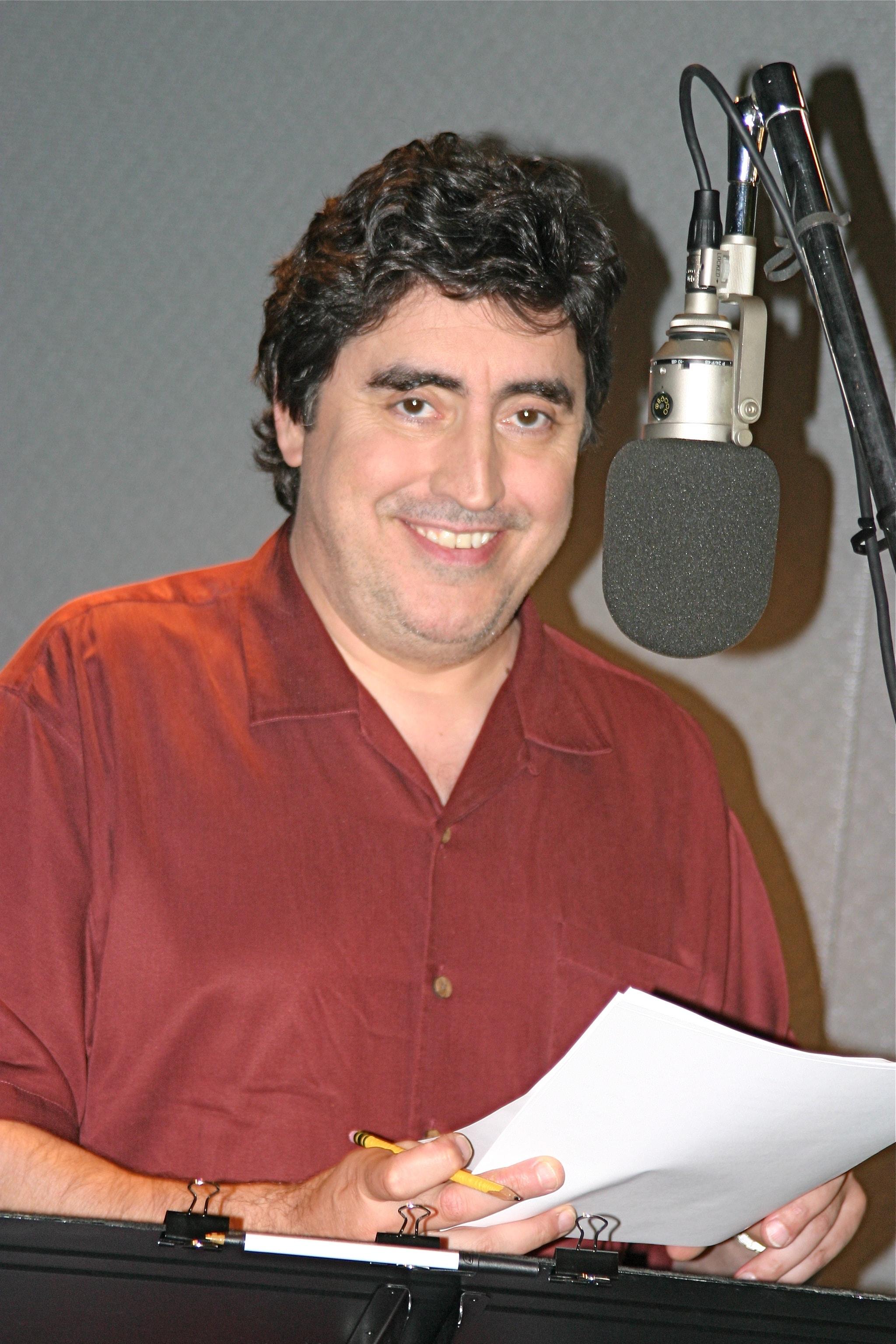 Alfred Molina HD