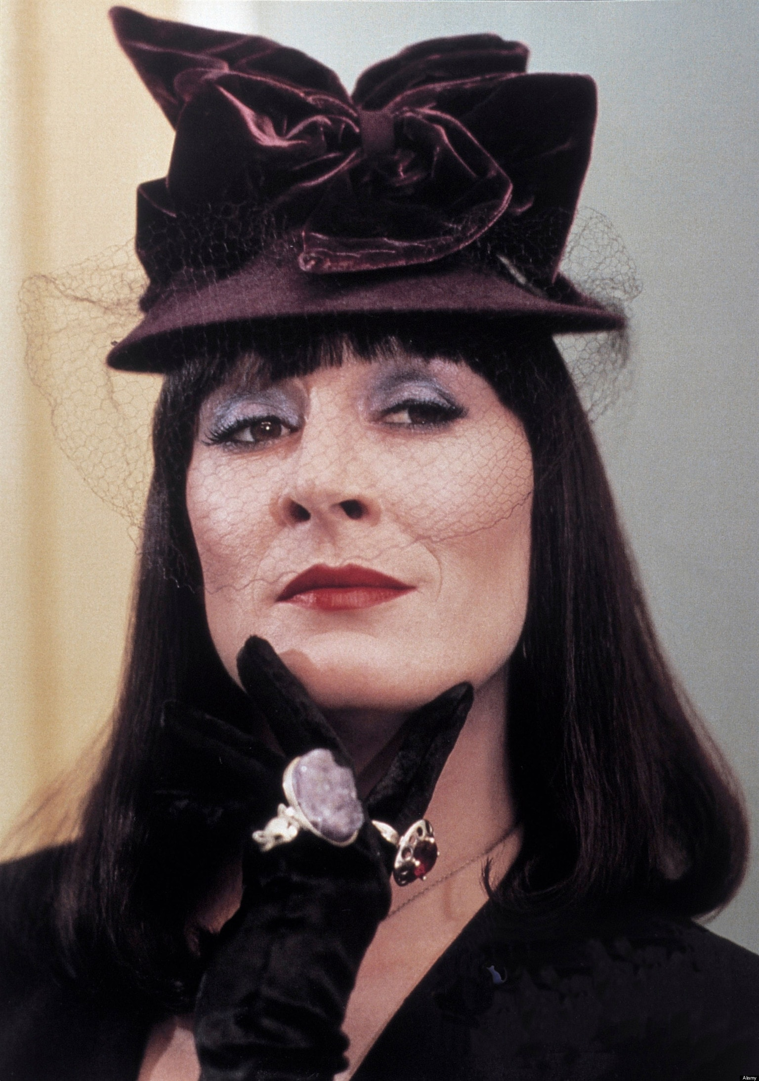 Anjelica Huston HD
