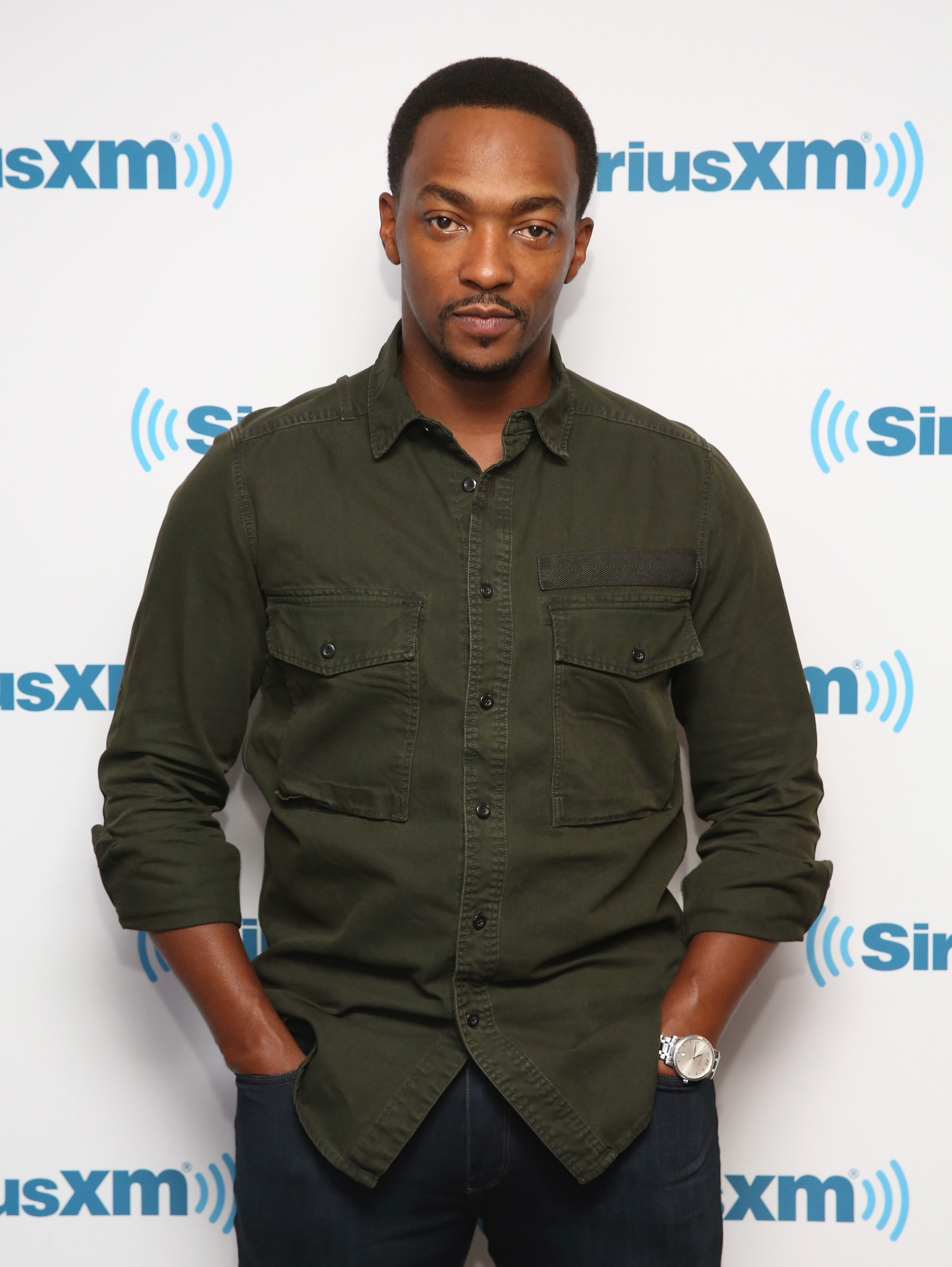 Anthony Mackie HD