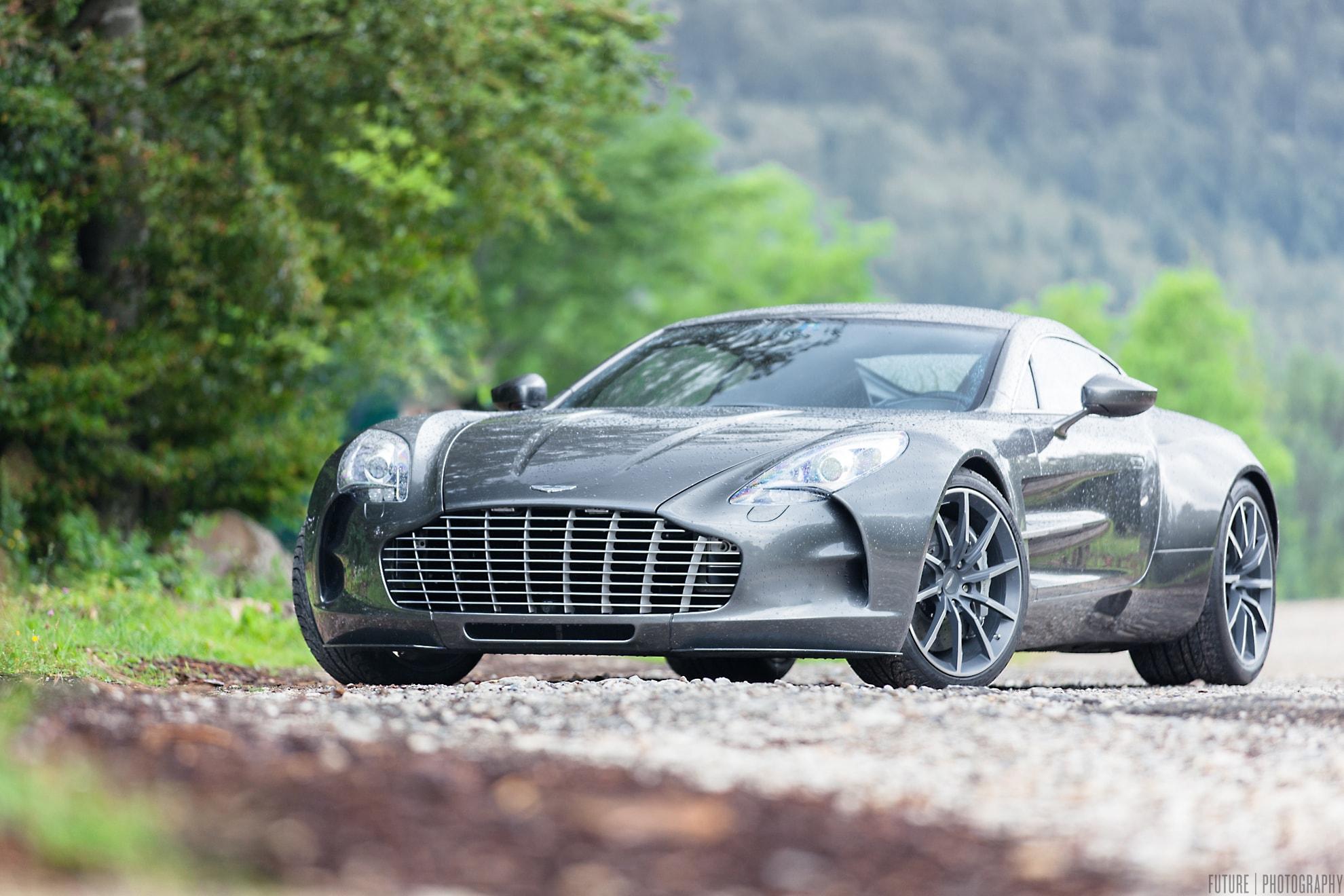 Aston Martin One-77 HD