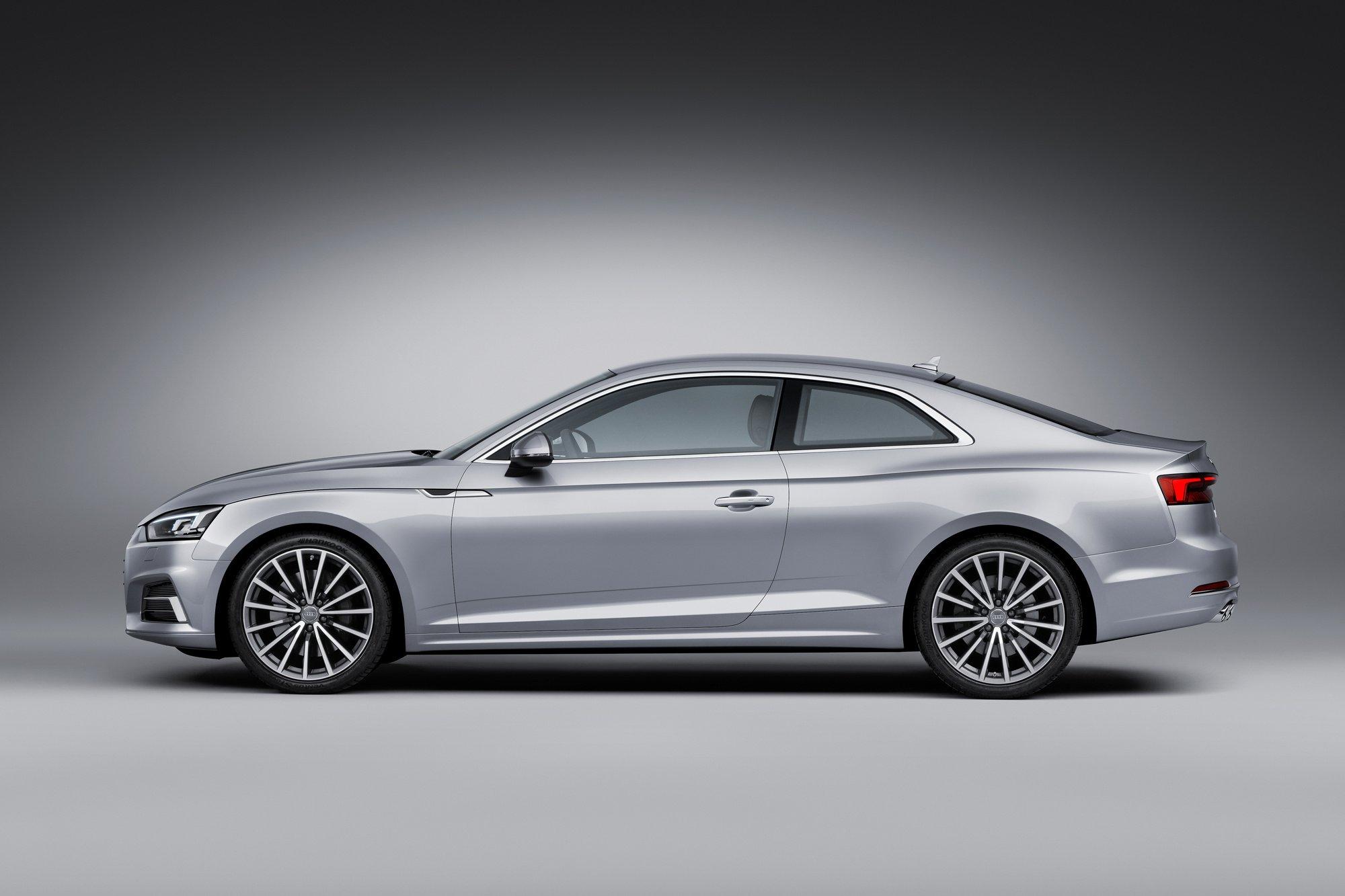Audi A5 Coupe II HD
