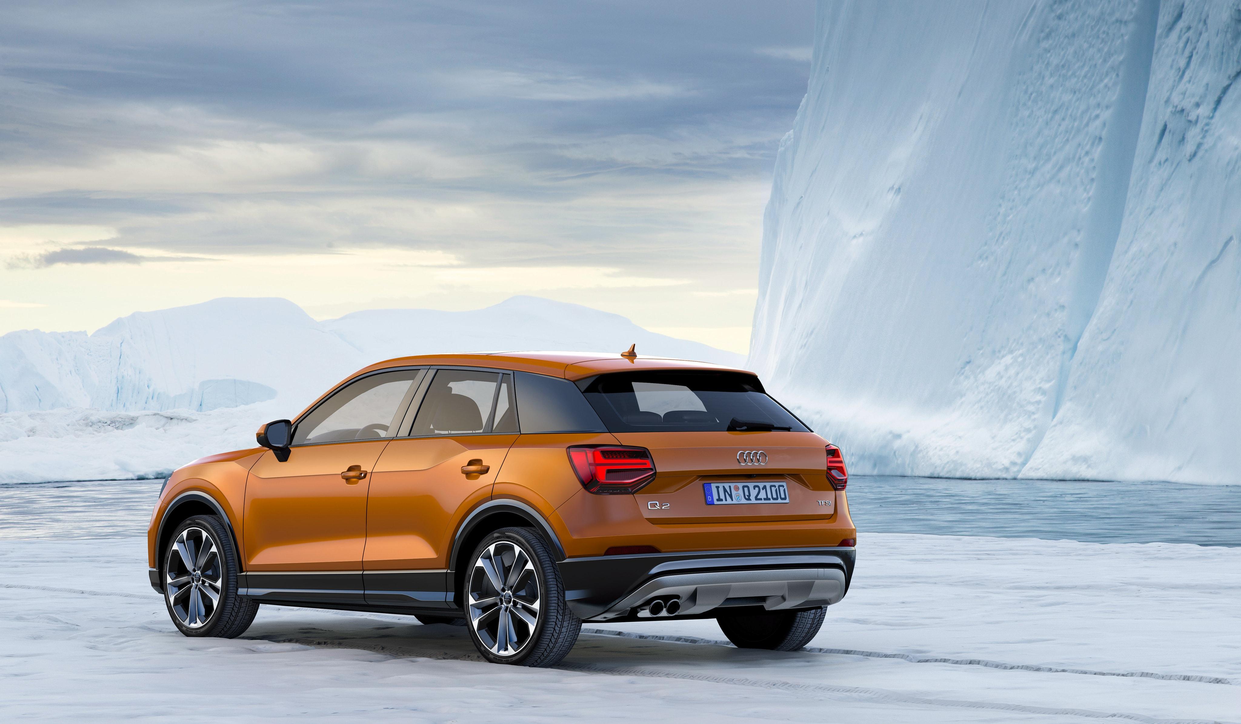 Audi Q2 HD