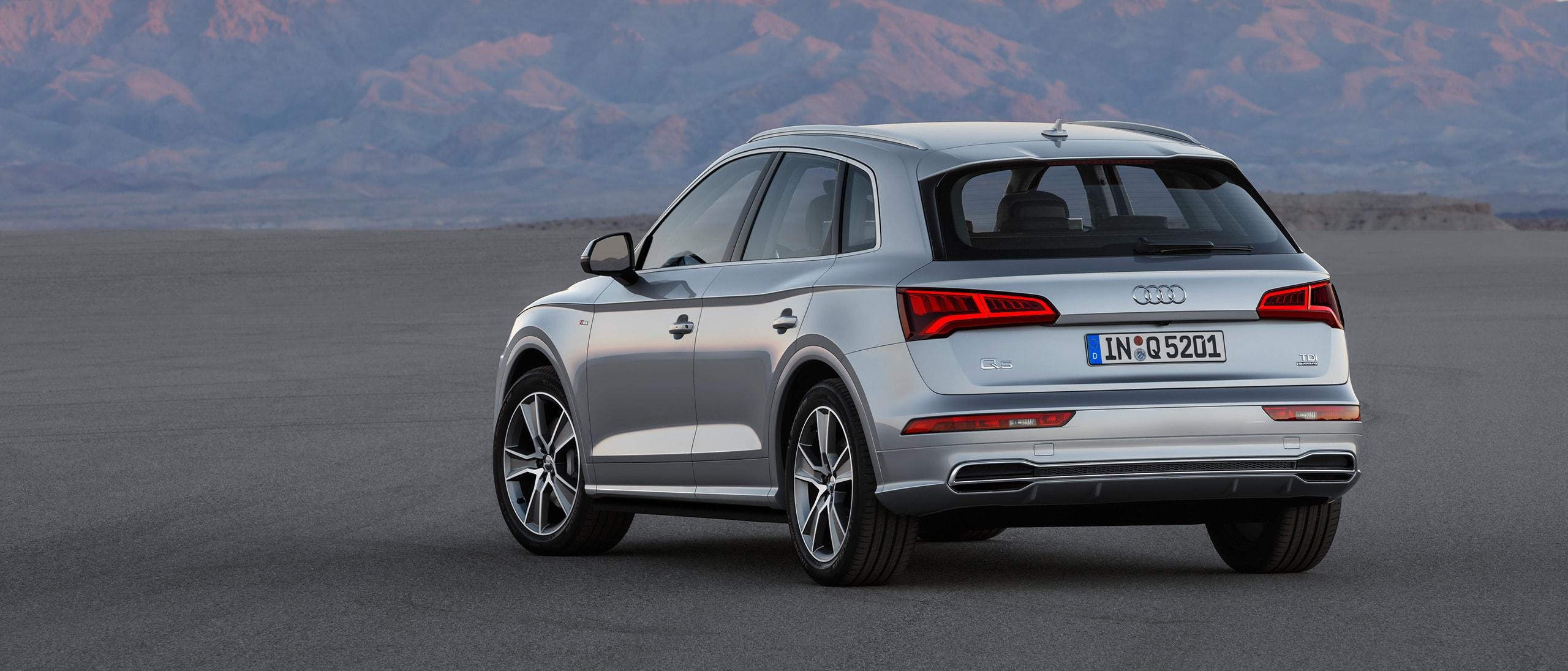 Audi Q5 II HD