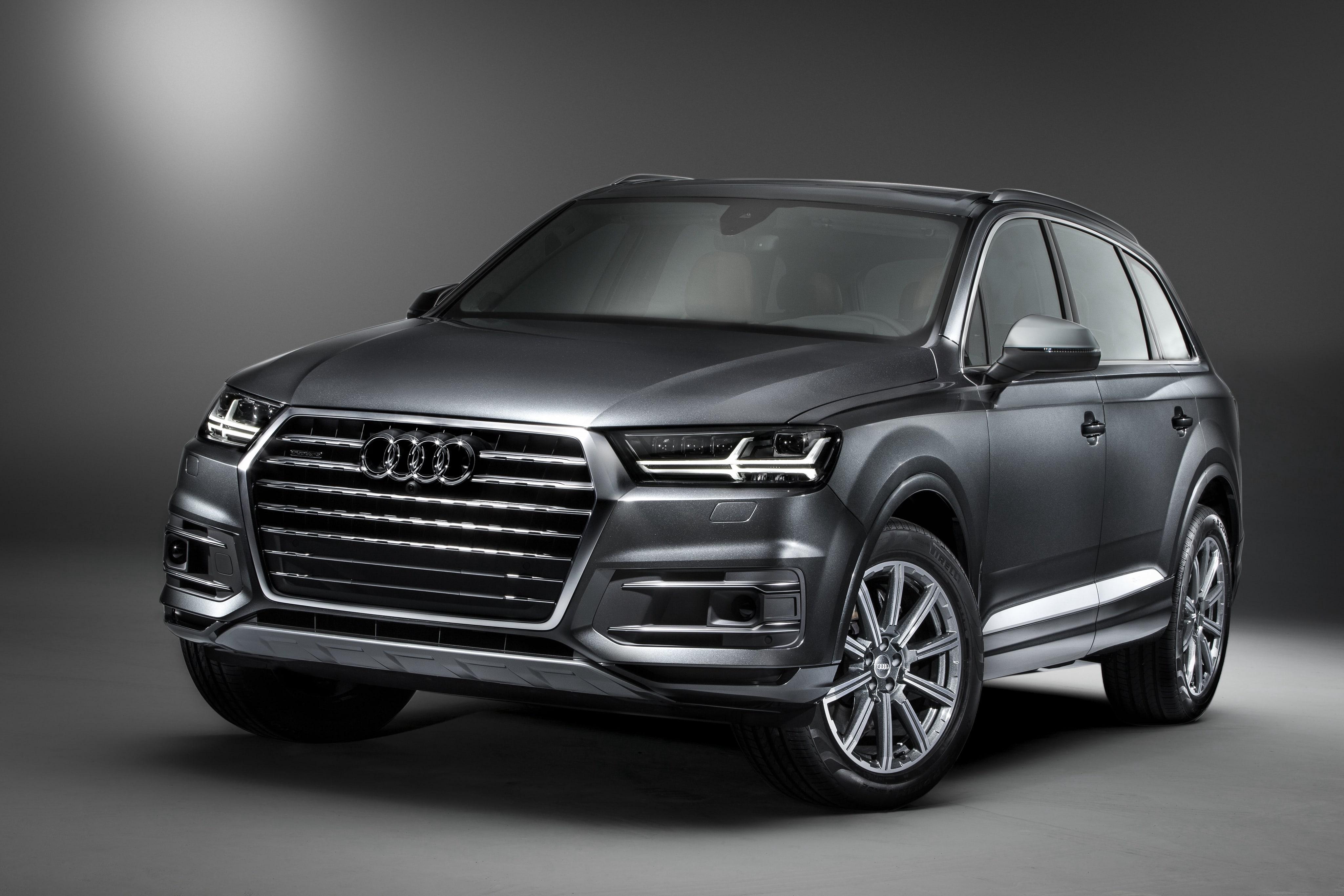 Audi Q7 II HD