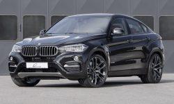 BMW X6 (F16) HD