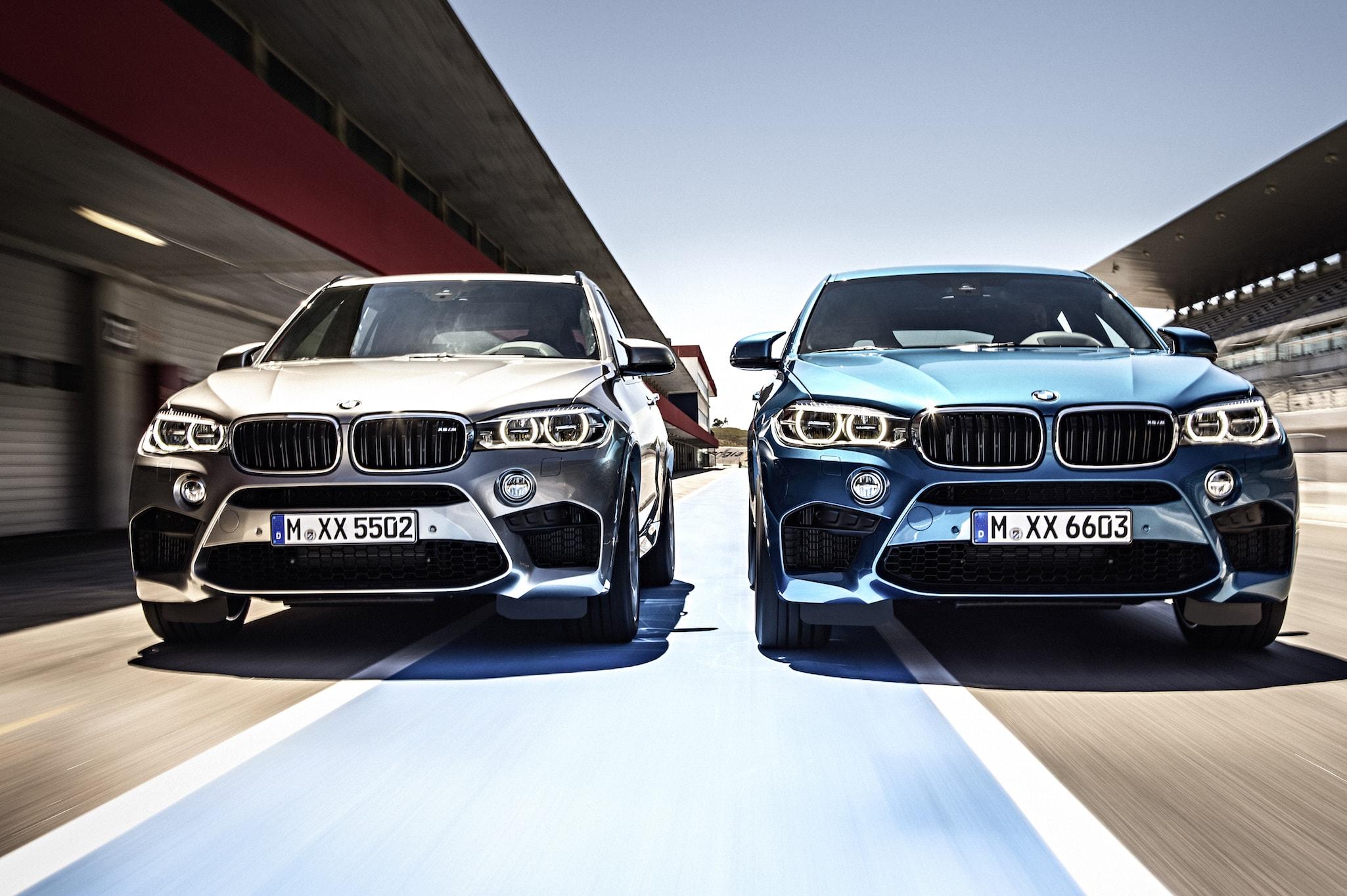 BMW X5M (F85) HD