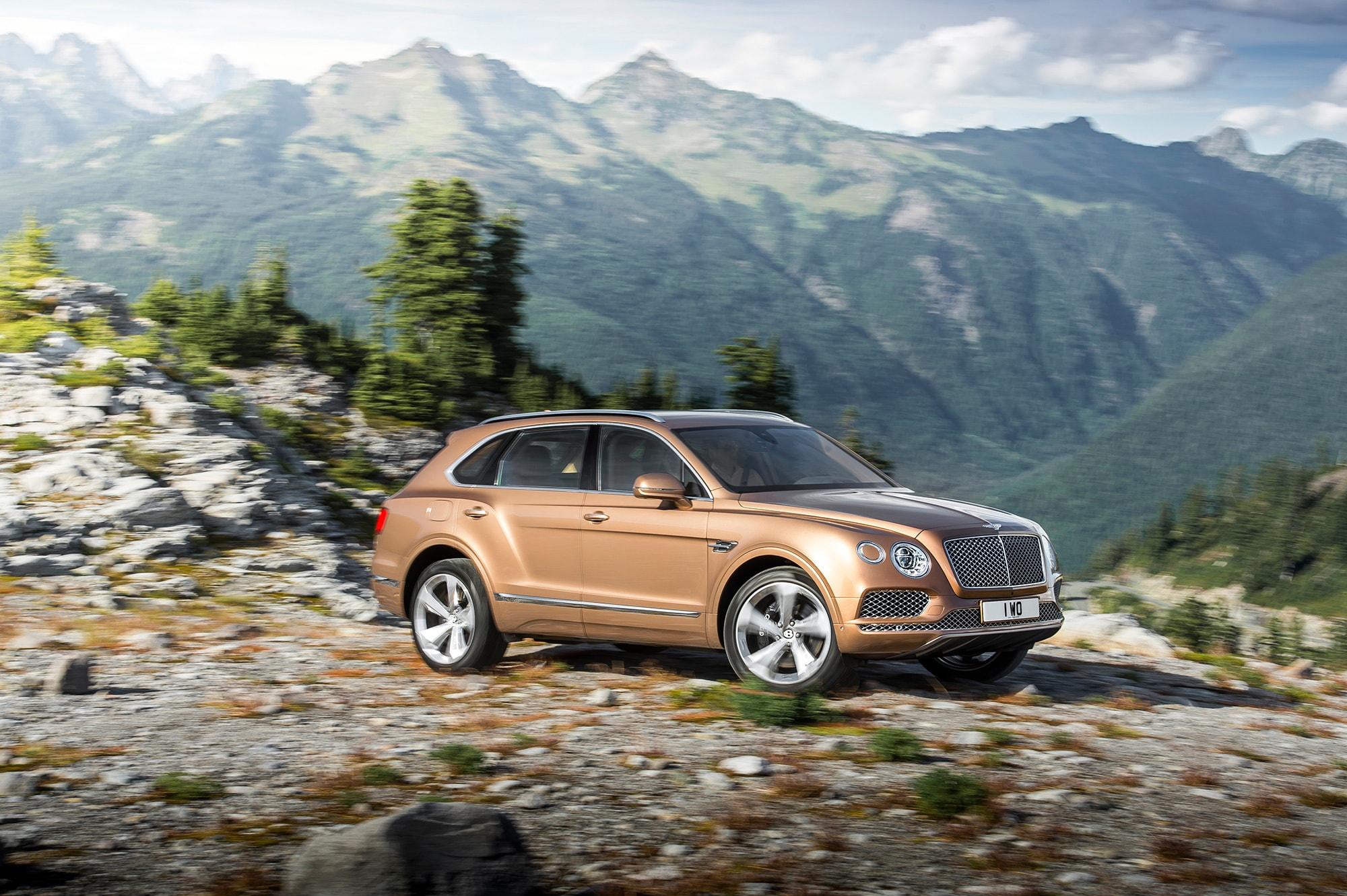 Bentley Bentayga HD