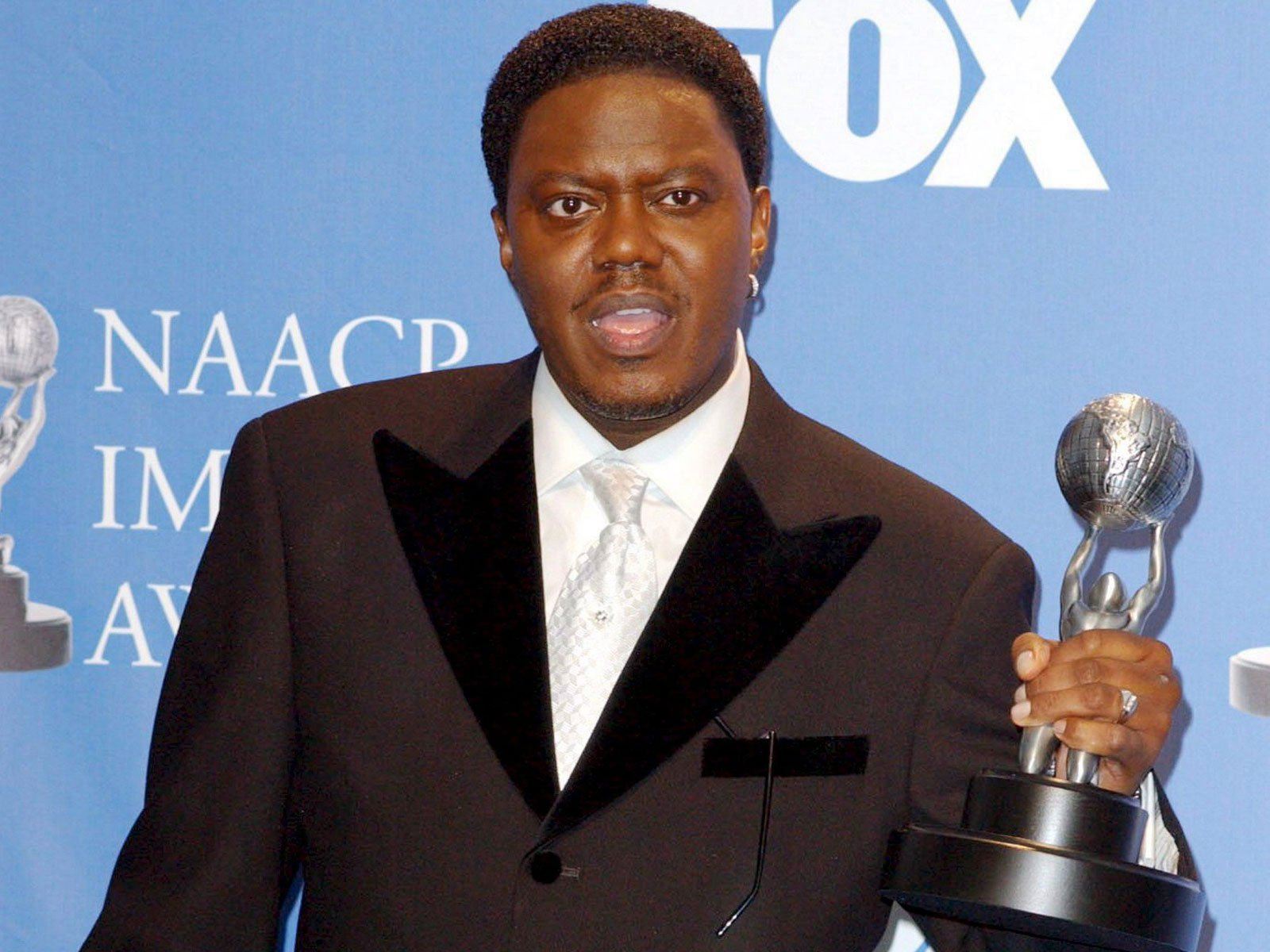 Bernie Mac Widescreen