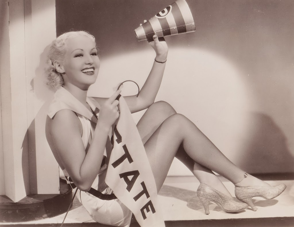 Betty Grable High