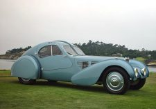 Bugatti Type 57SC Atlantic Coupe HD