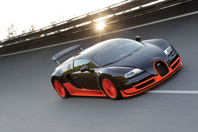 Bugatti Veyron Super Sport HD
