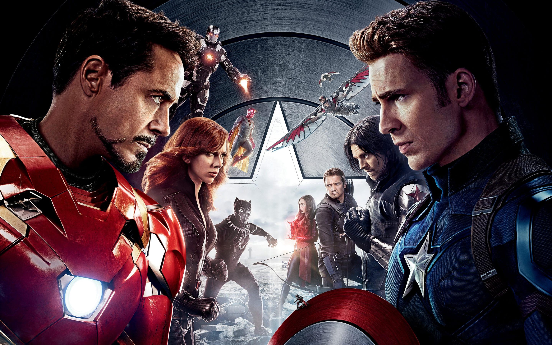 Captain America: Civil War HD