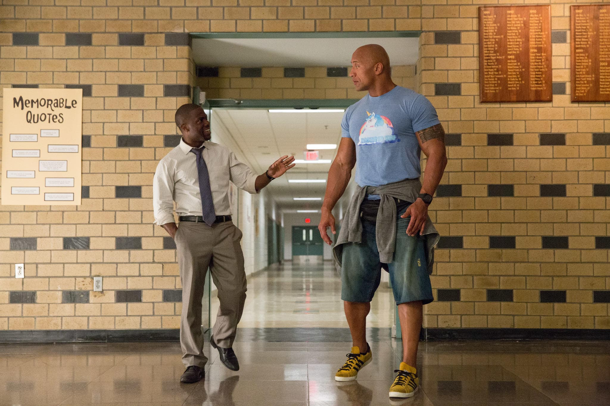 Central Intelligence HD