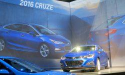 Chevrolet Cruze 2 HD