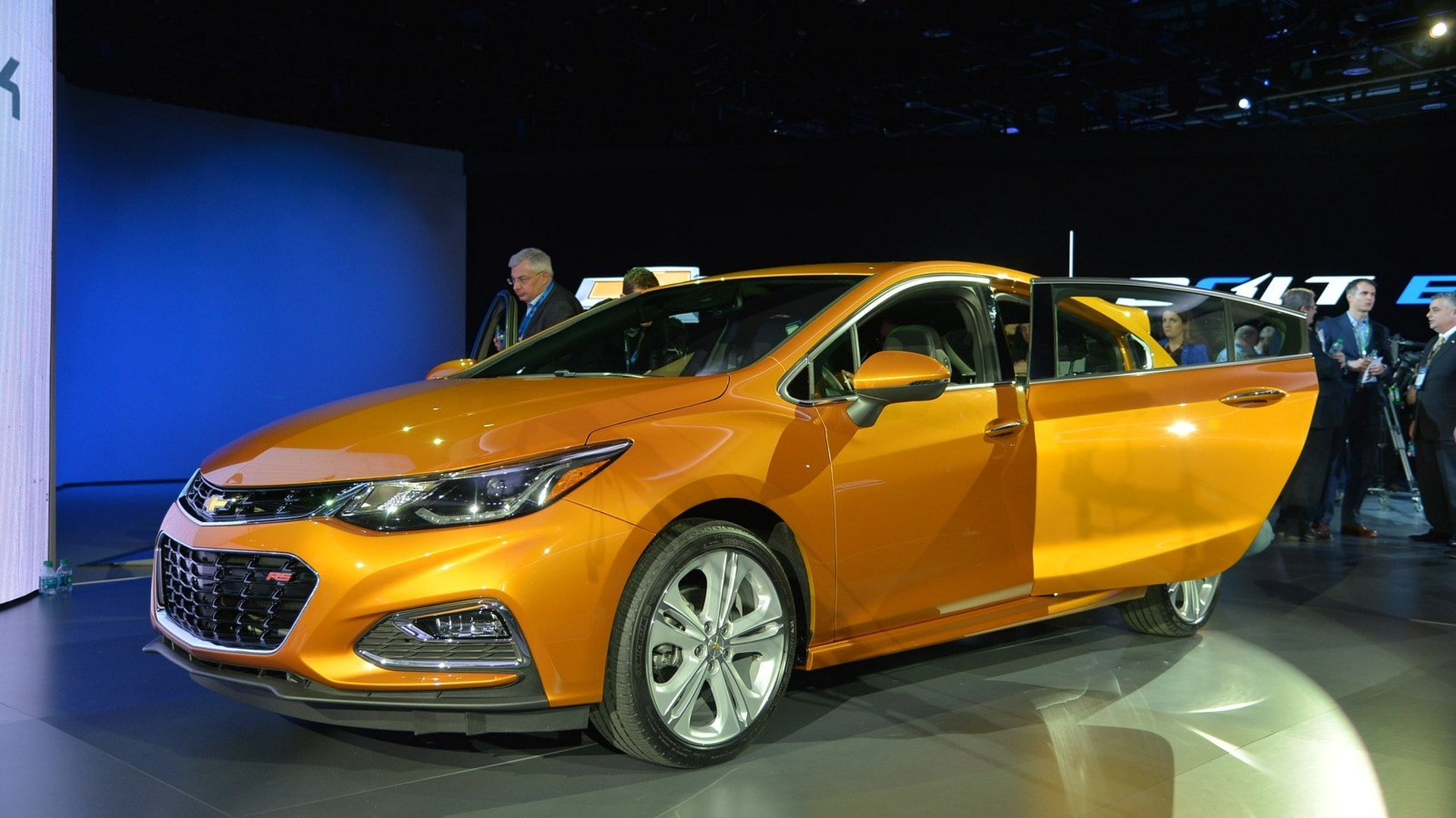 Chevrolet Cruze 2 Hatchback HD