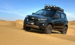 Chevrolet Niva 2 HD