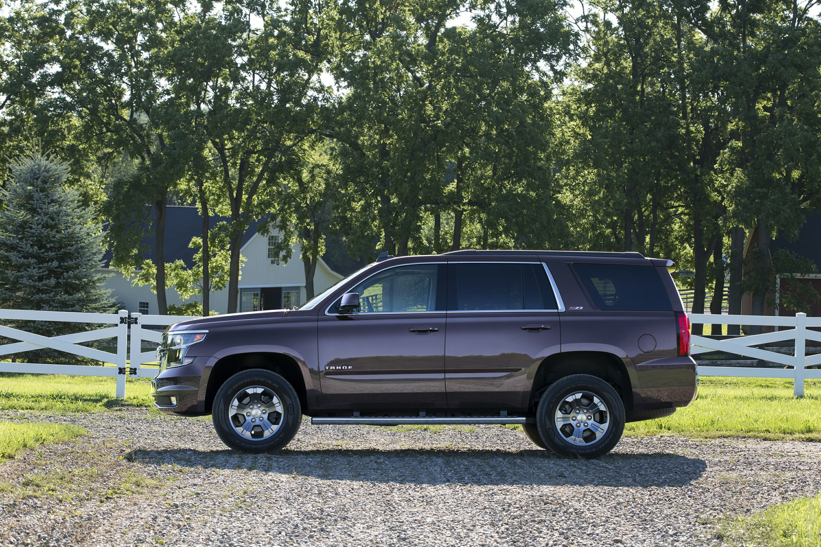Chevrolet Tahoe 4 HD