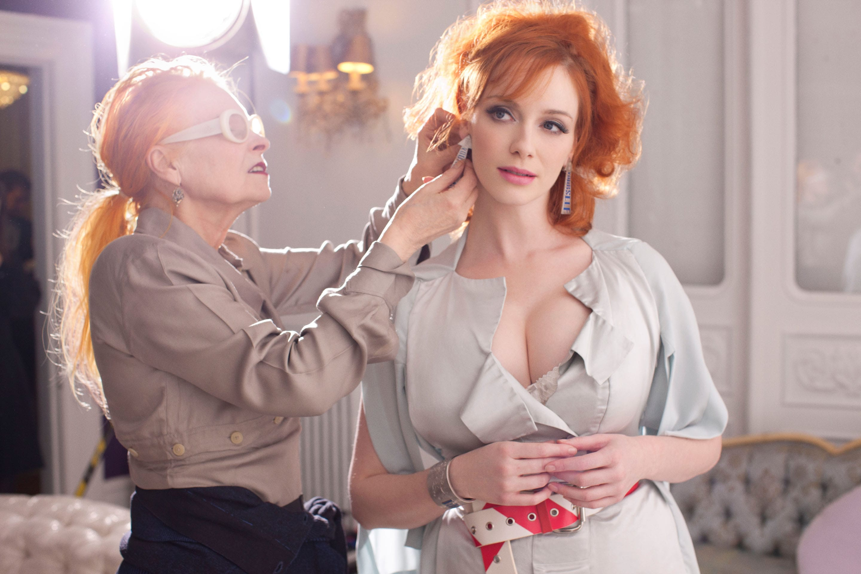 Christina Hendricks High