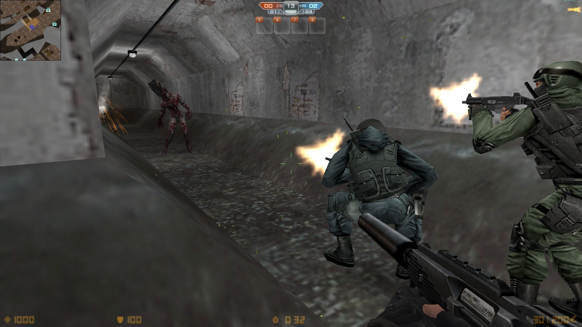 Counter-Strike Nexon: Zombies HD