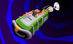 Day of the Tentacle Remastered 2016 HD