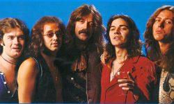 Deep Purple Desktop wallpaper