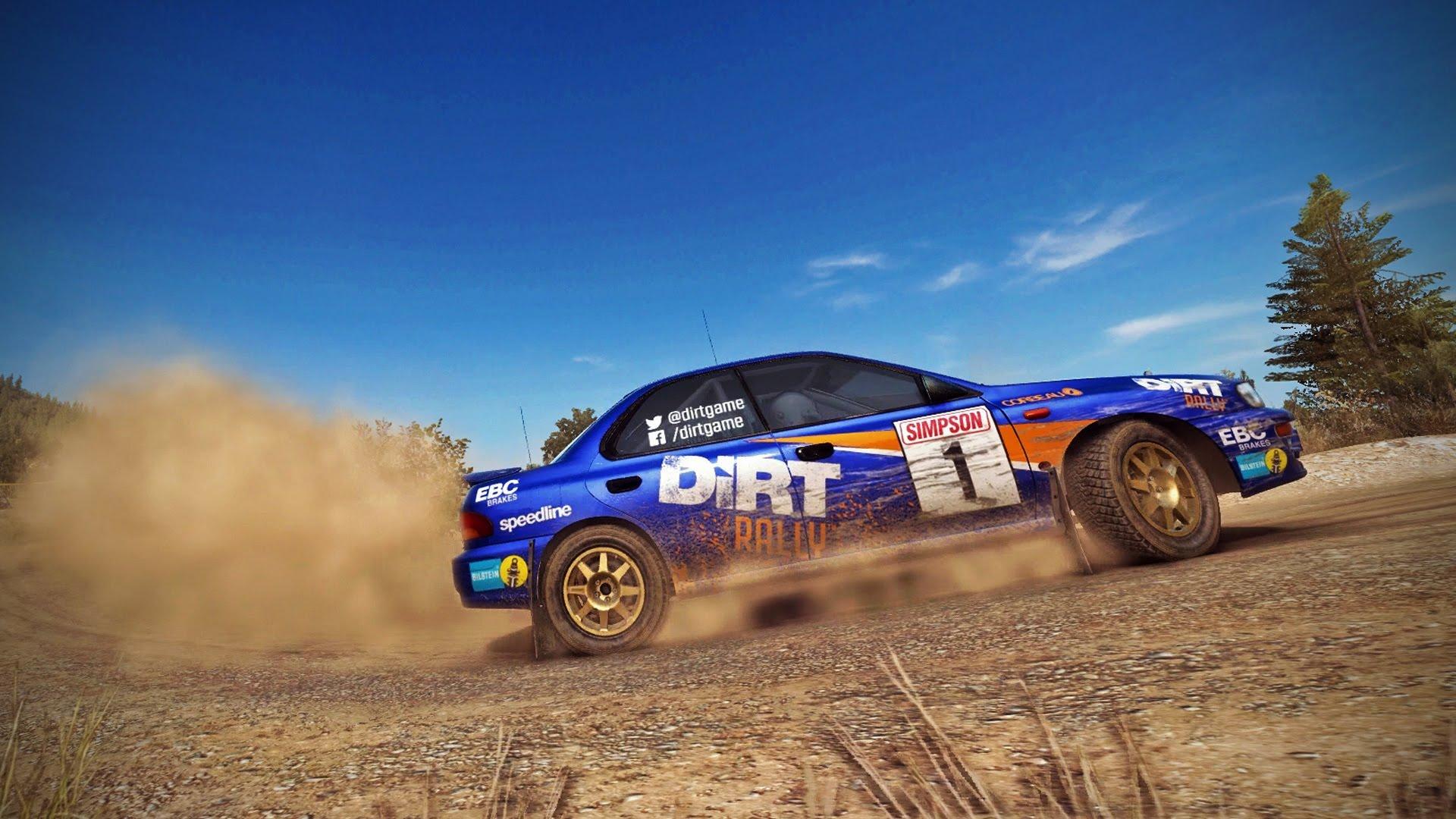 DiRT Rally HD