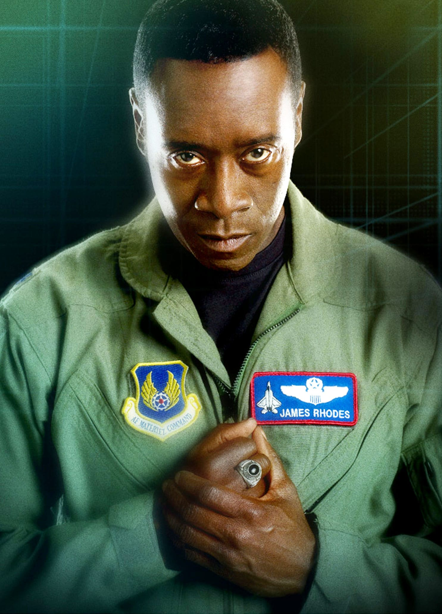 Don Cheadle HD