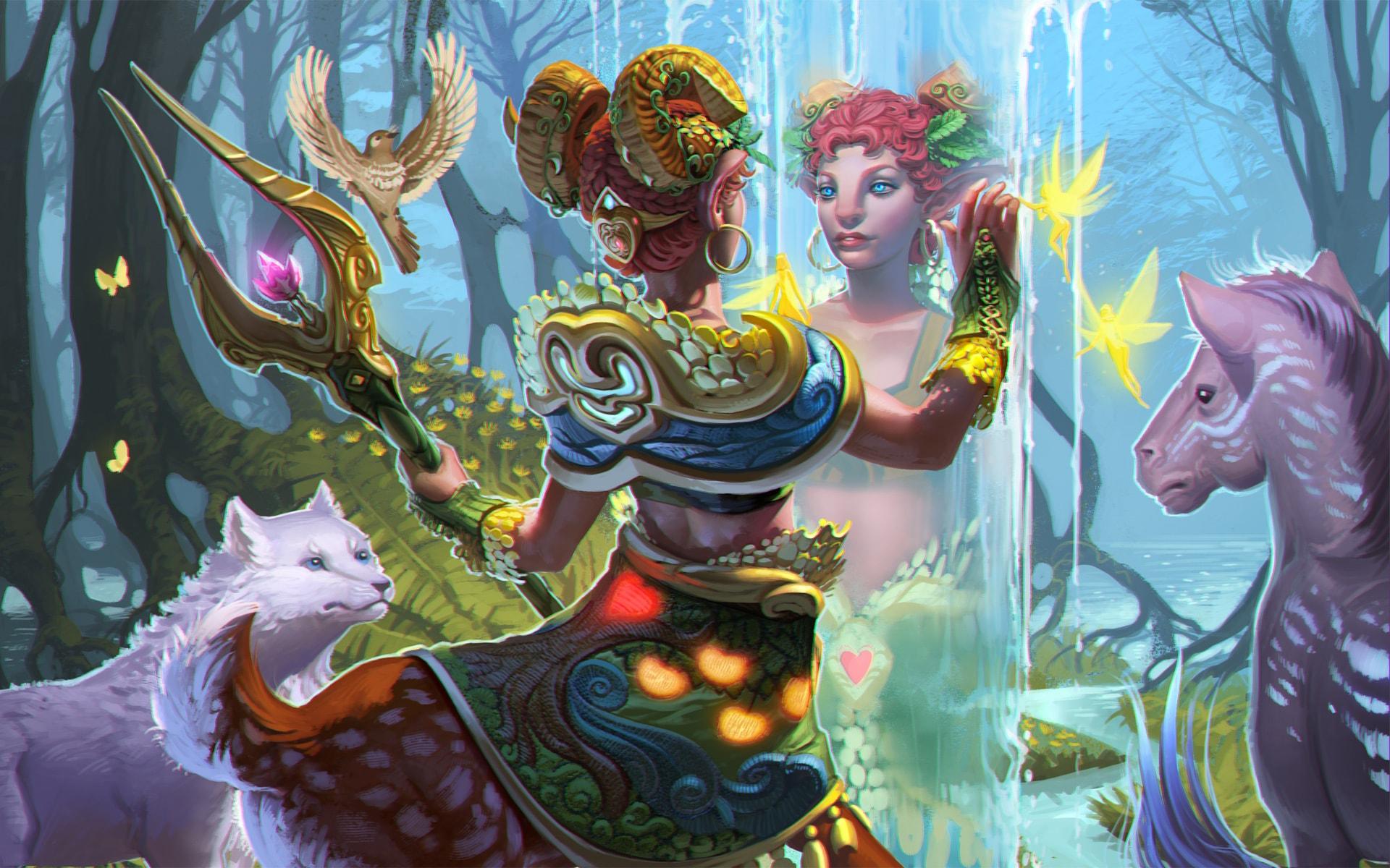 Dota 2 : Enchantress HD