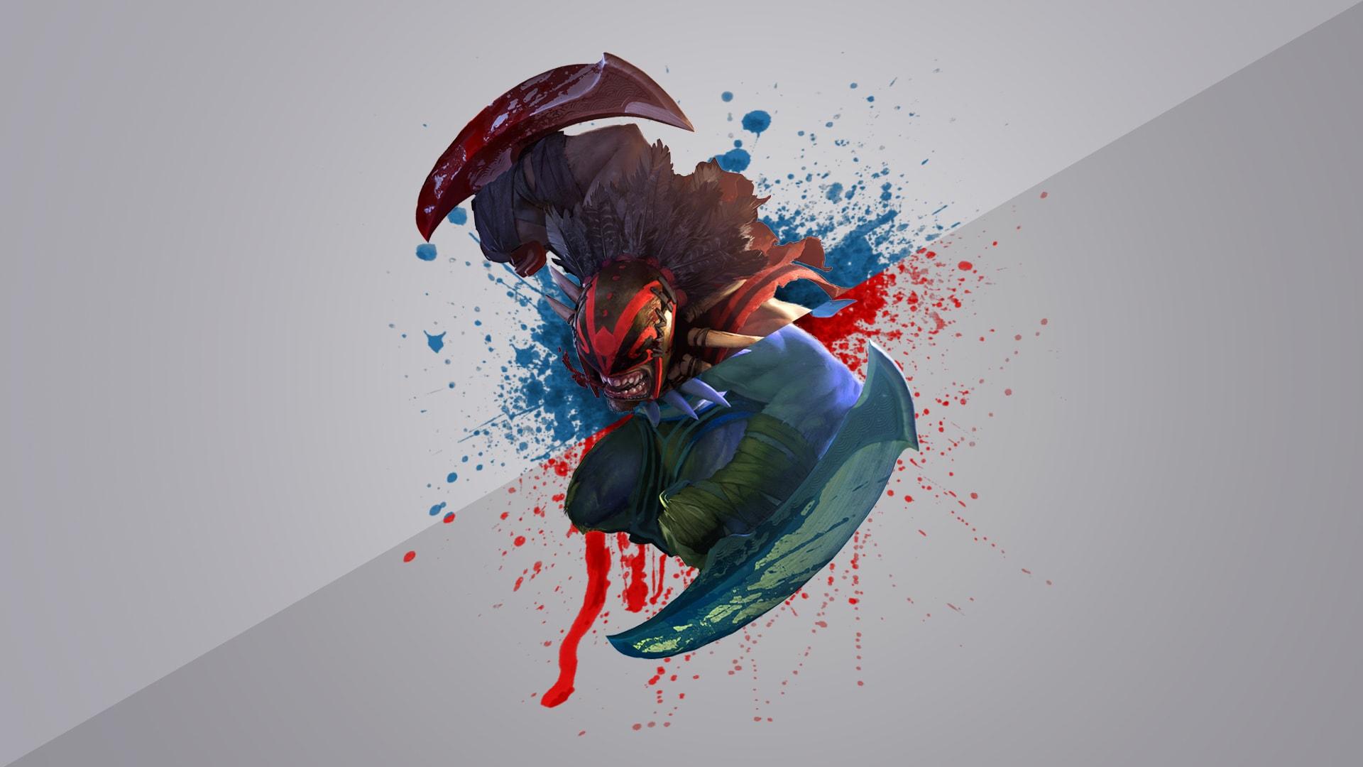 Dota2 : Bloodseeker High