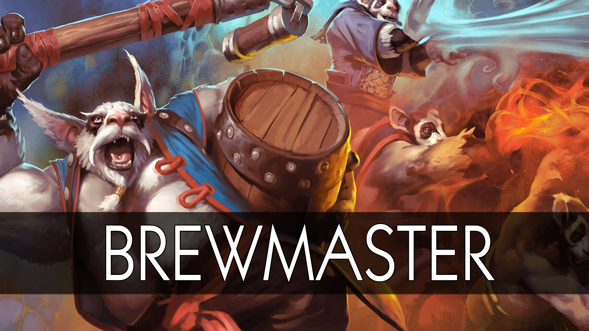 Dota2 : Brewmaster Download