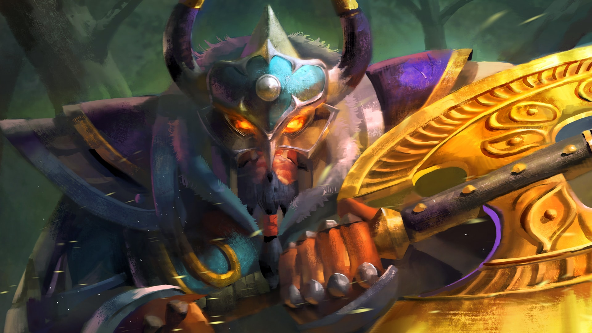 Dota2 : Centaur Warrunner widescreen