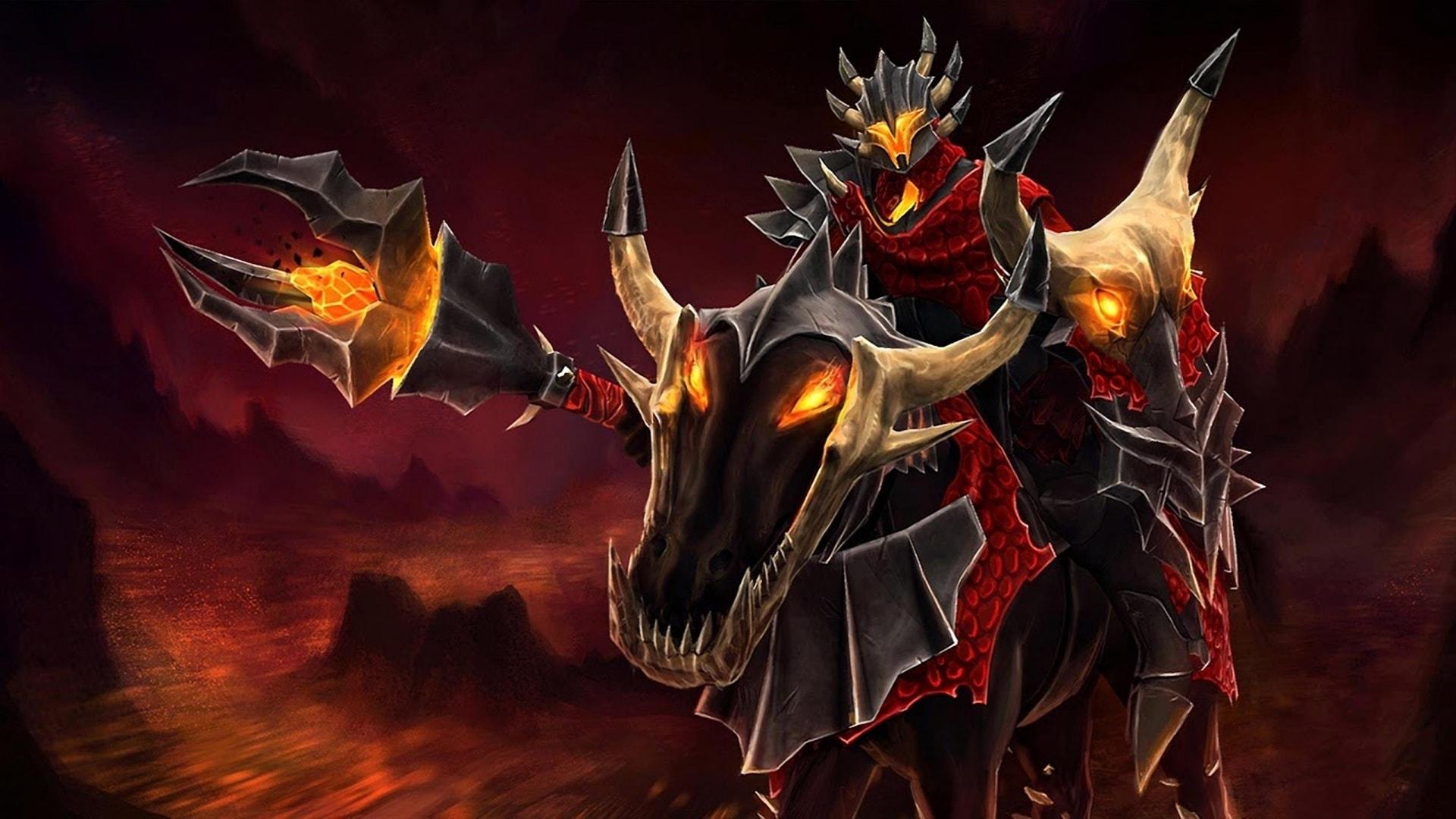 Dota2 : Chaos Knight High