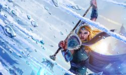 Dota2 : Crystal Maiden HD
