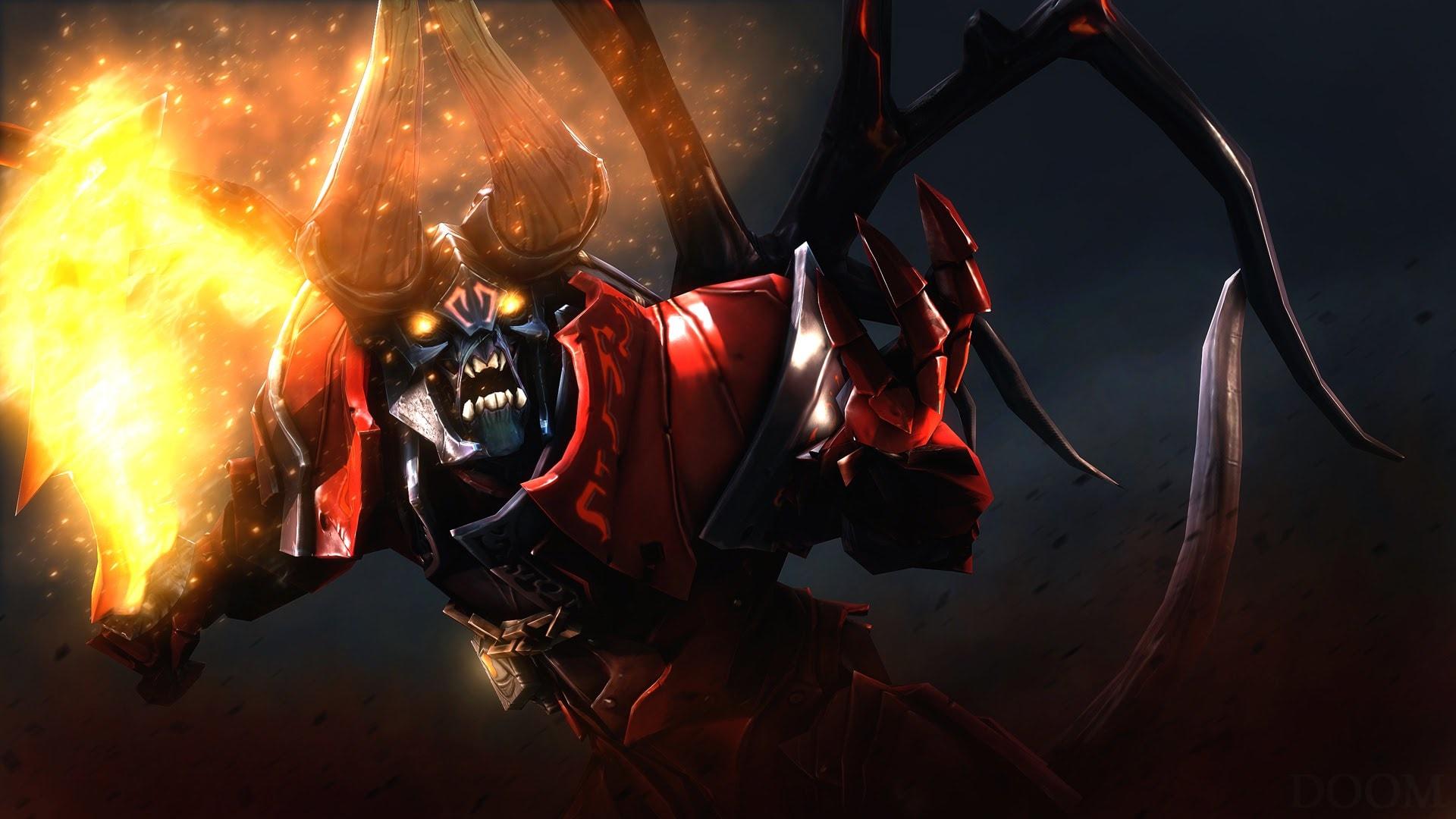 Dota2 : Doom High