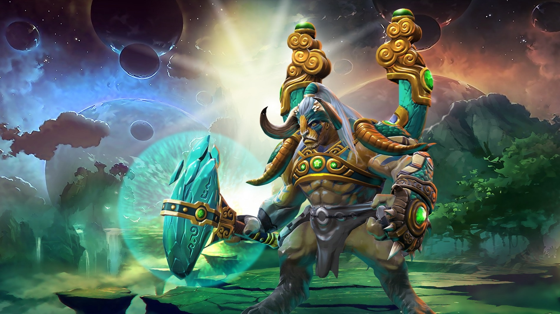 Dota2 : Elder Titan Download