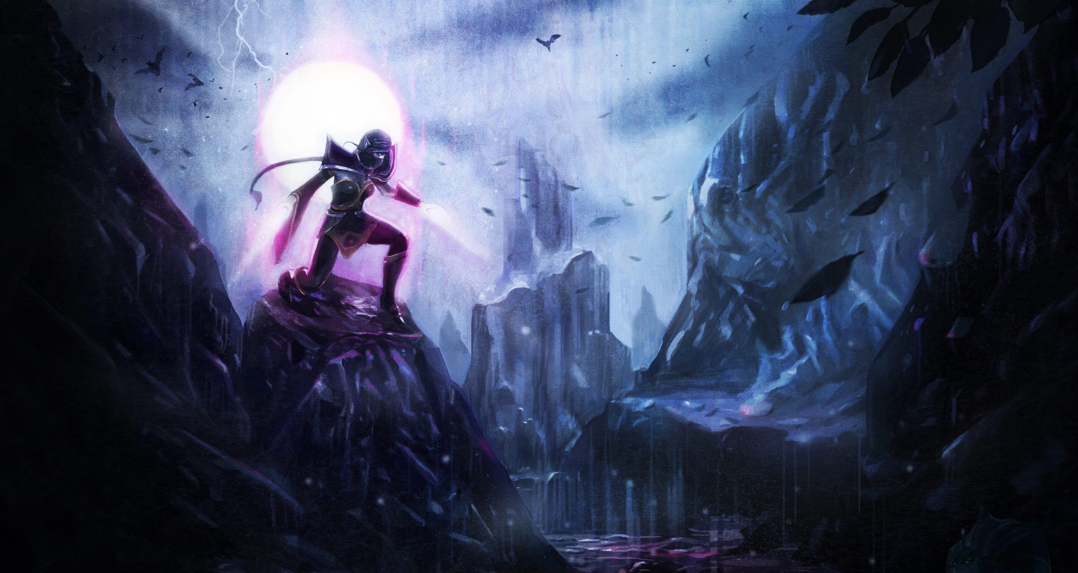 Dota2 : Luna Free