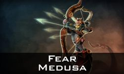 Dota2 : Medusa Desktop wallpapers
