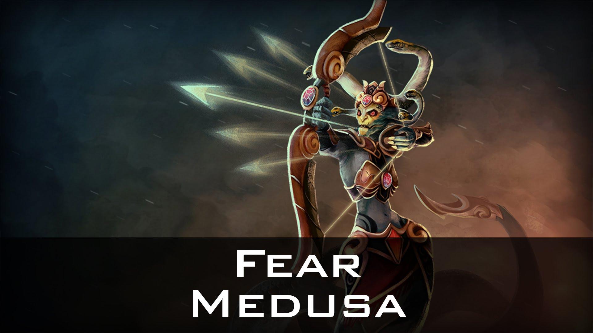 Dota2 : Medusa Desktop wallpapers