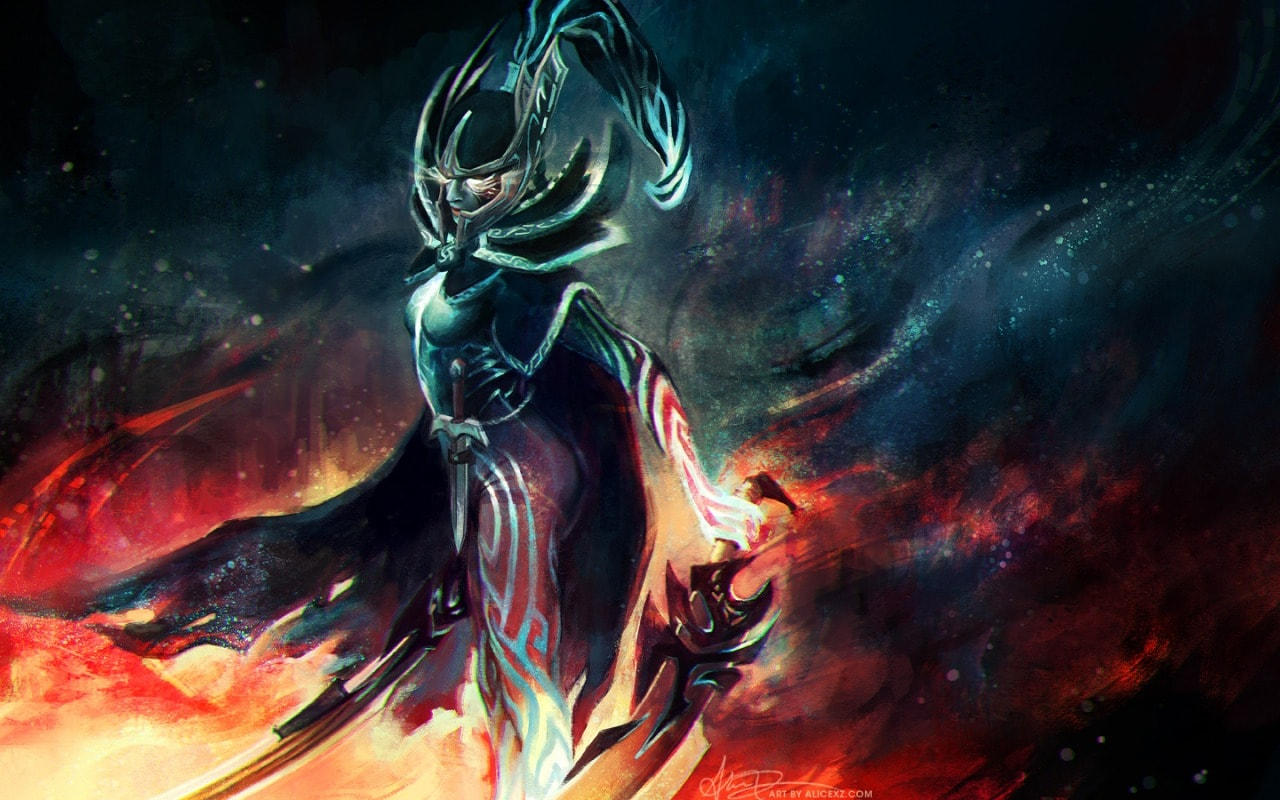 Dota2 : Phantom Assassin High