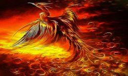 Dota2 : Phoenix widescreen