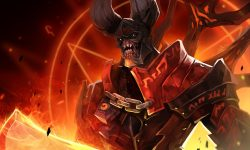 Dota2 : Shadow Fiend High