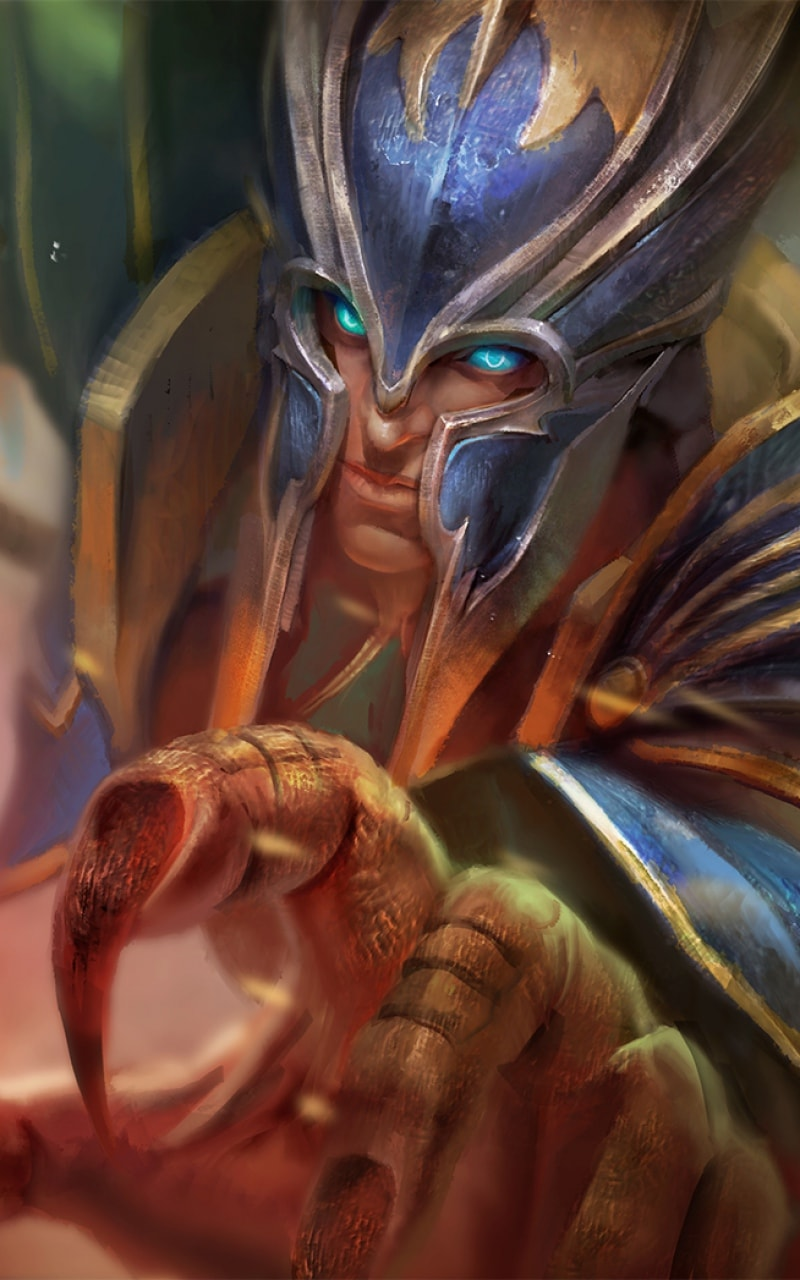 Dota2 : Skywrath Mage iPhone wallpapers