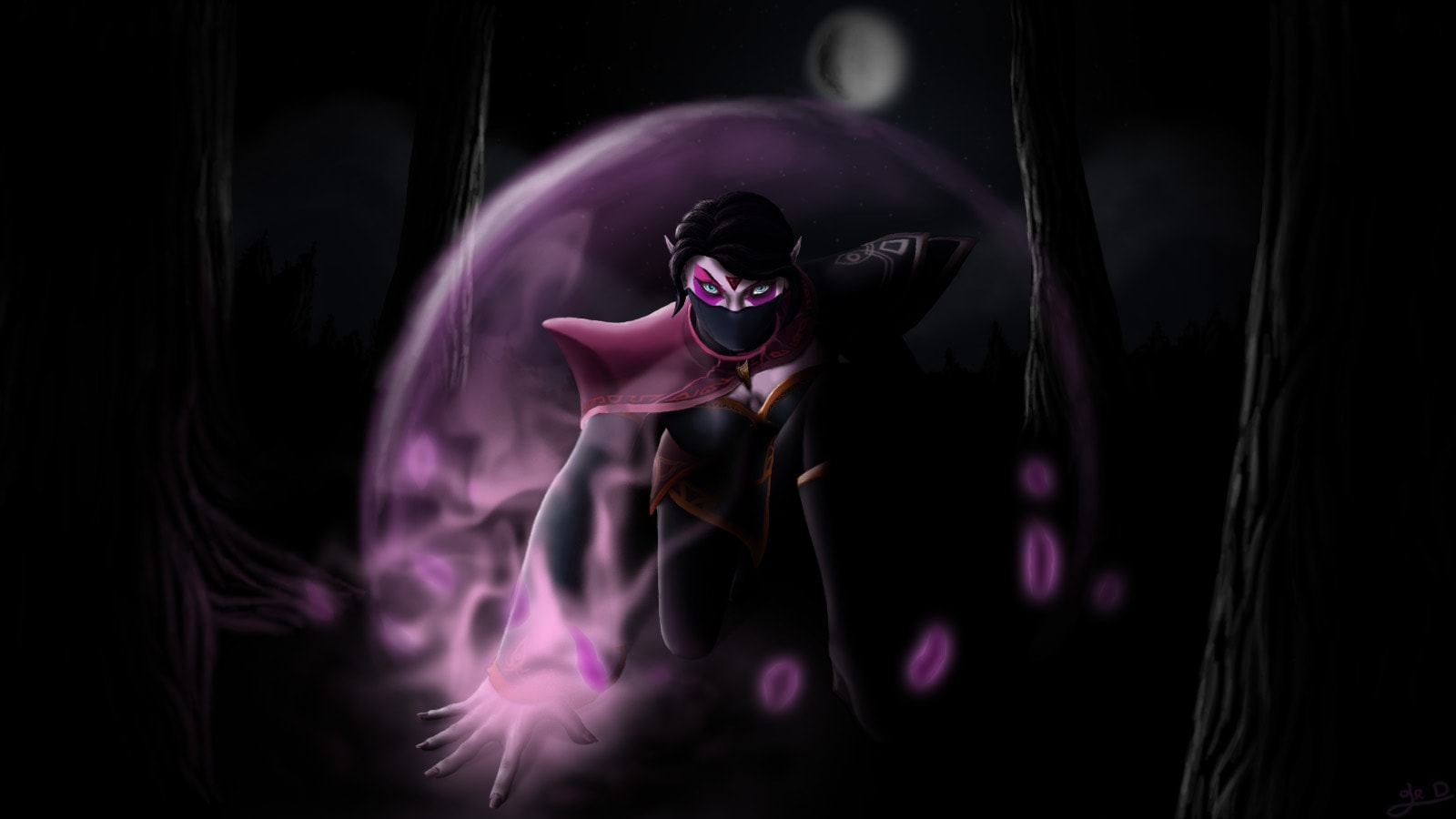 Dota2 : Templar Assassin HD