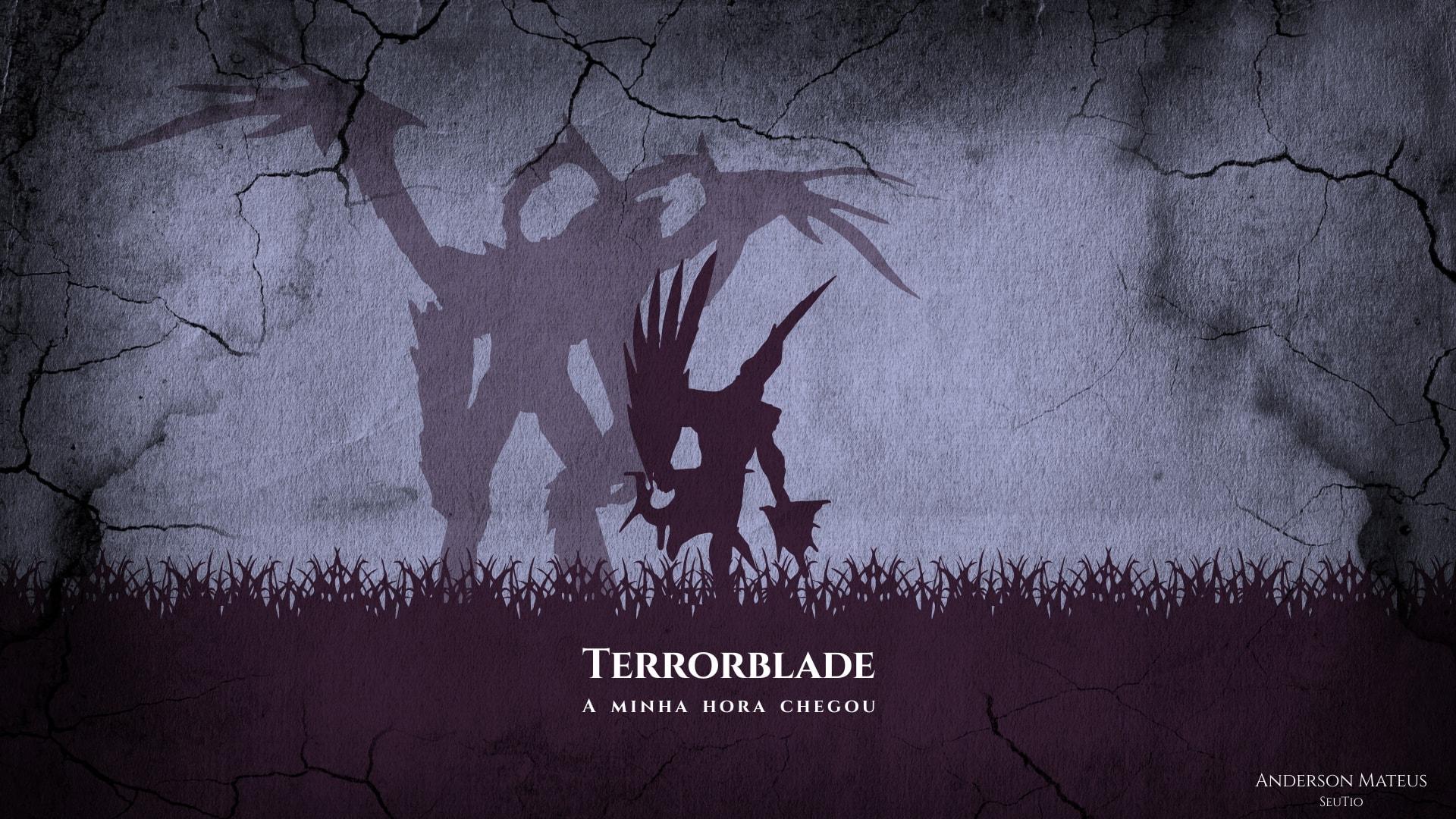 Dota2 : Terrorblade High