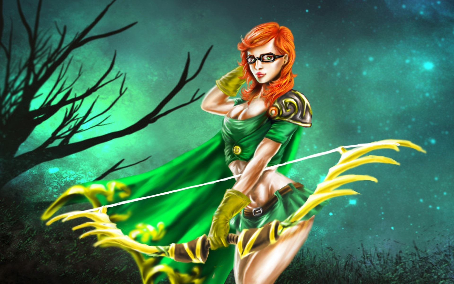 Dota2 : Windranger HD