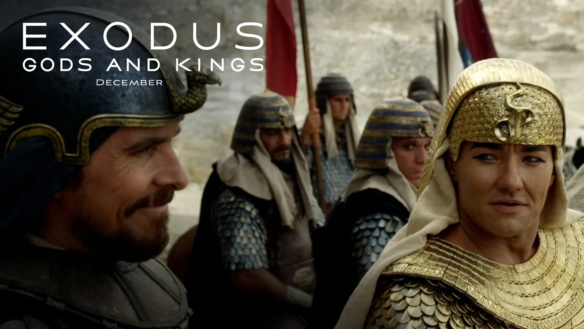 Exodus: Gods And Kings HD