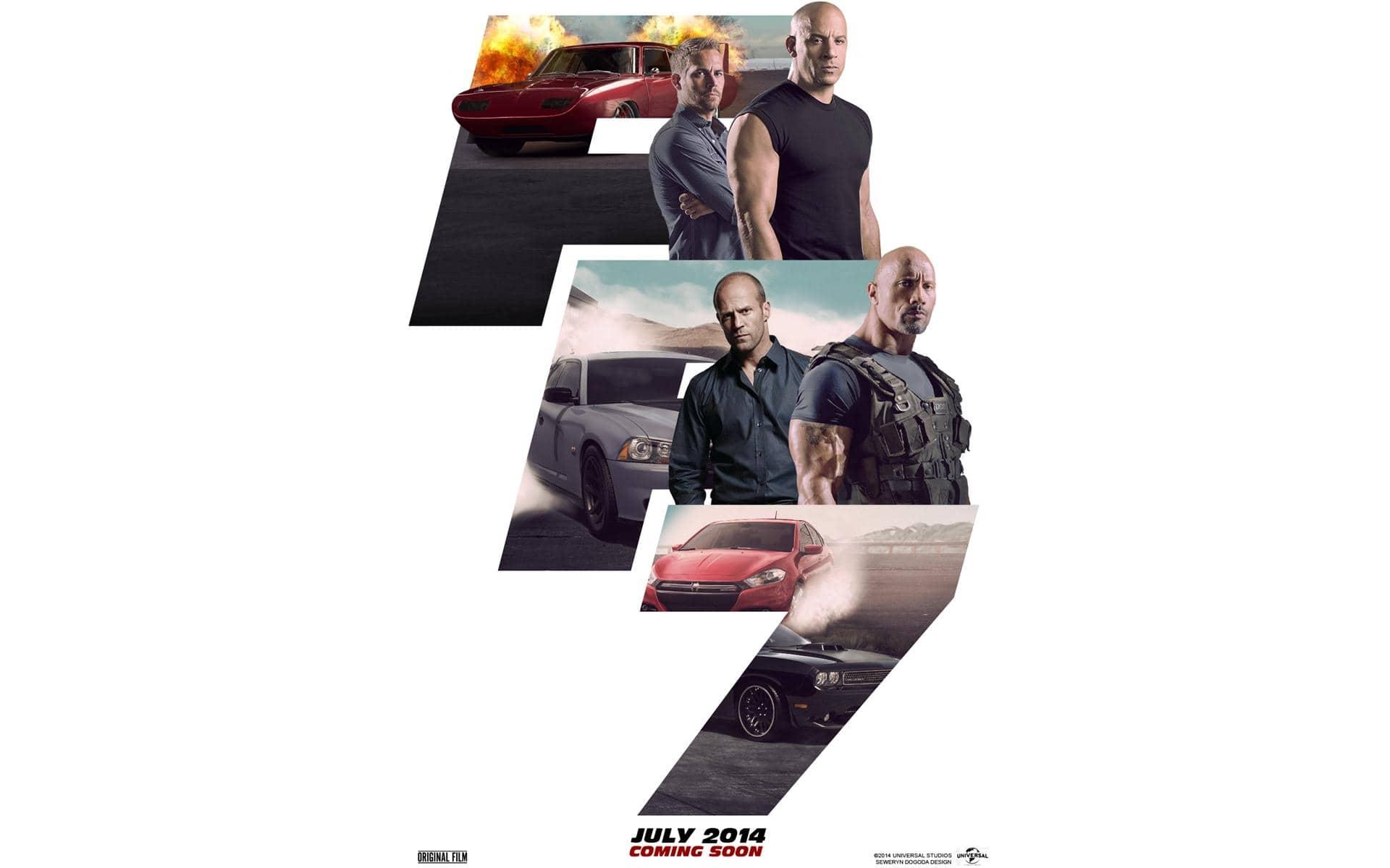Fast & Furious 7 HD